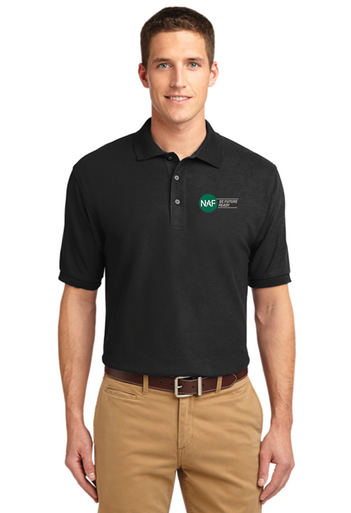 Silk Touch Embroidered Polo