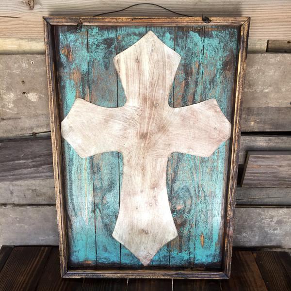 Cross Magnet Board