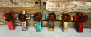 Little Cross Vintage - Assorted Colors