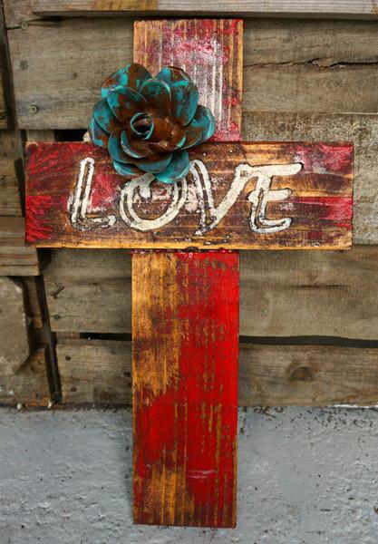 Word Cross- Love