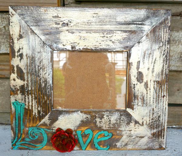 Zoe 8x10 Love Frame