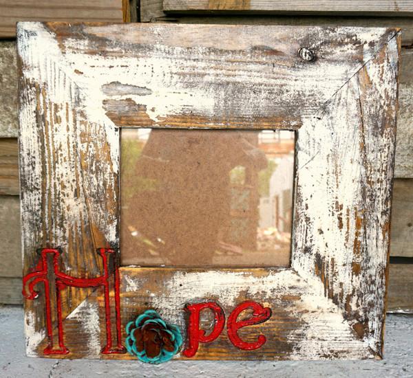 Zoe 8x10 Hope Frame