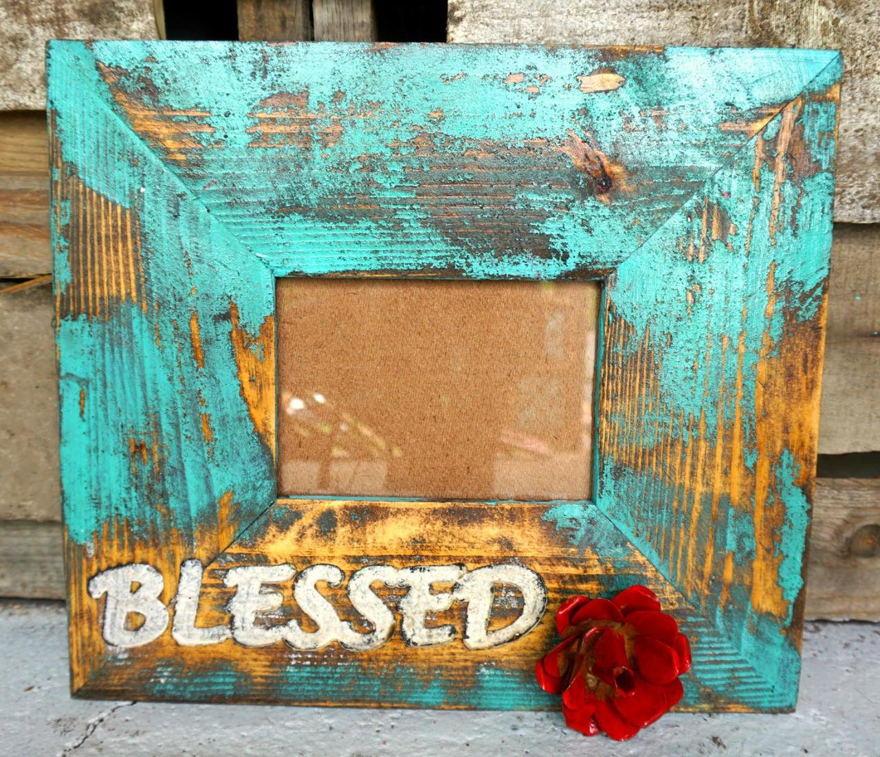 Anna 5x7 Blessed Frame