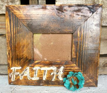 Anna 5x7 Faith Frame