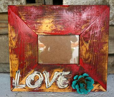 """Anna 5x7"""" Love Frame"""