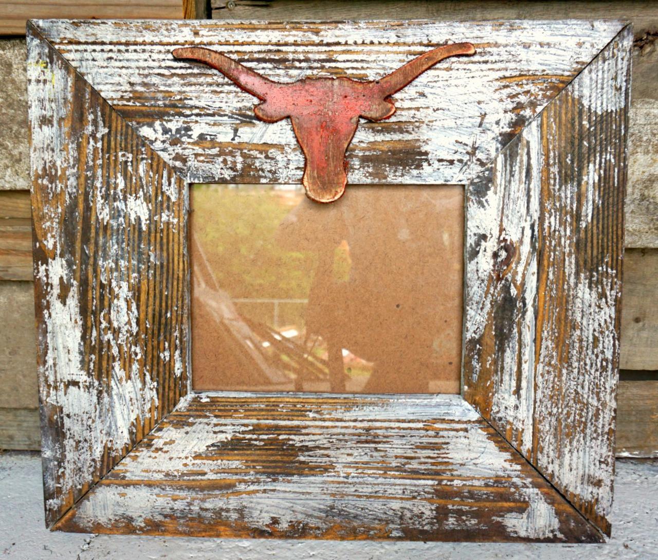 Collegiate 8x10 Longhorn Frame