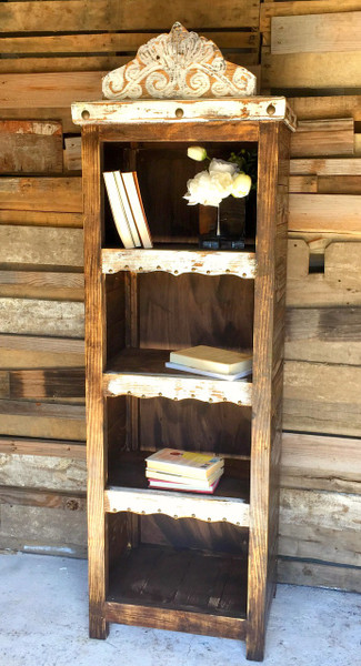 Agave Bookcase