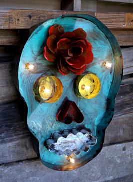 Sugar Skull Turquoise
