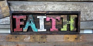 Small Box of Faith