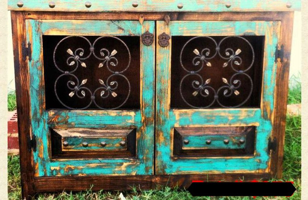 Old Mexico Iron Buffet