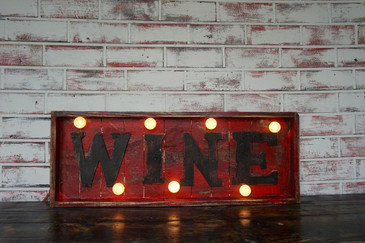 Wine wood Marquee