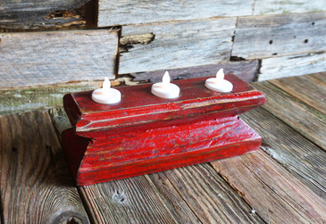 Castillo Candle Holder 3 hole