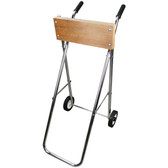 Folding outboard motor trolley 304g stainless steel