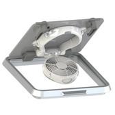Taku hatch fan with light