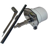 Wiper kit with waterproof cover