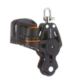 Master 60mm single swivel fiddle cam cleat pb