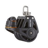 Master 60mm triple swivel cleat pb