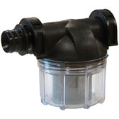 Water strainer extreme series high flow