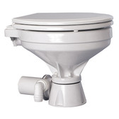Electric toilet system bluewave comfort silent