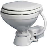 Electric toilet system bluewave compact