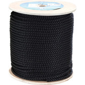 Polyester rope 3 strand deluxe italian made
