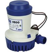 Electric bilge pumps 1500 series 2000 series