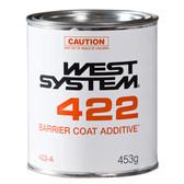 West system 422 barrier coat