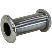 Stainless steel skin fittings with bsp thread