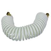 Hose nozzle and coil hose 23748