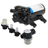 Washdown pump problaster