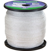Genuine polyethylene silver rope 3 strand korean made