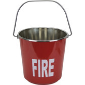 Stainless steel buckets 50602