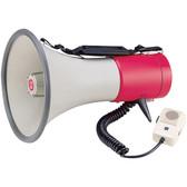 Show r megaphone shoulder strap