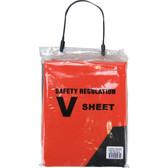 Safety regulation v sheet