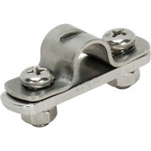 Ultraflex stainless steel l14 cable clamp block