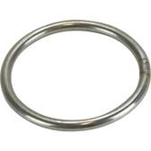 Standard rings stainless steel welded