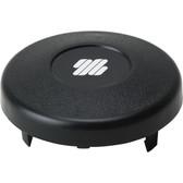 Black ultraflex cap