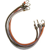 Ocky straps bungee cords with stainless steel hooks