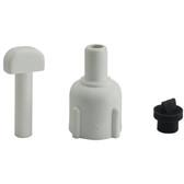 Replacement cap valve