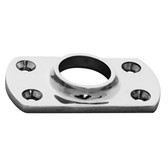 Stainless steel rectangular base 56940