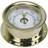 Brass ships barometers 26199