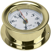 Brass ships clocks 26198