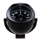 Bracket surface mount marine compass