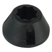Nylon winch handle holder
