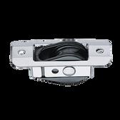 Harken 29 mm through deck bullet block stainless steel cover