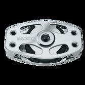 Harken 125 mm stainless steel footblock