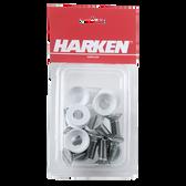Harken 48 980 winch drum screw kit 8 screws washers