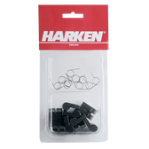 Harken classic radial winch service kit 10 pawls 20 springs