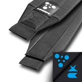 Zhik hiking straps for OK and Vangard 15 class sailing dinghies.
