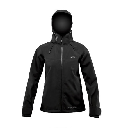 black coastal jacket